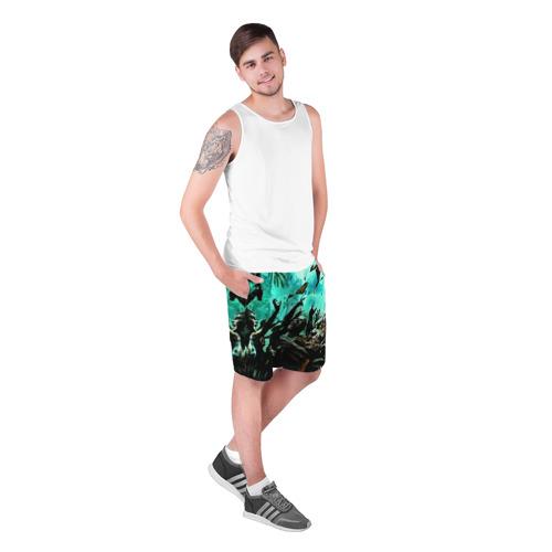 Мужские шорты 3D  Фото 03, Dead Island