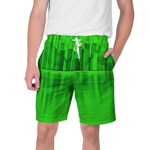 Мужские шорты 3D  Фото 01, Polygon urban