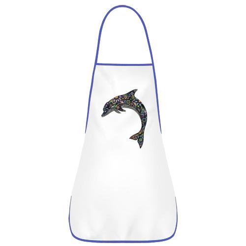 Фартук с кантом  Фото 02, Дельфин