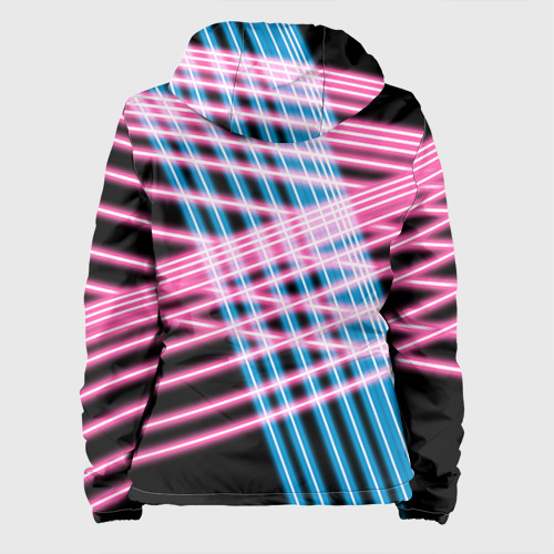 Женская куртка 3D Неон Фото 01