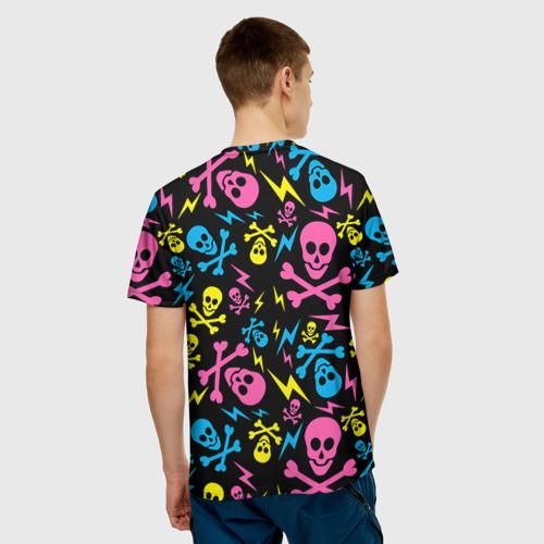 Мужская футболка 3D  Фото 02, Не влезай - убьёт!