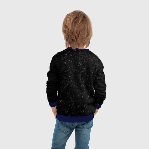Детский свитшот 3D Рождён быть рок-звездой Фото 01