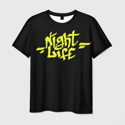 Ночная жизнь - интернет магазин Futbolkaa.ru
