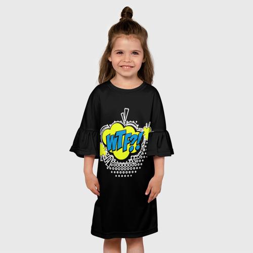 Детское платье 3D  Фото 01, WTF!?