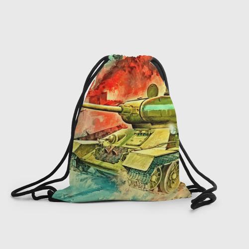 Рюкзак-мешок 3D Tank Фото 01