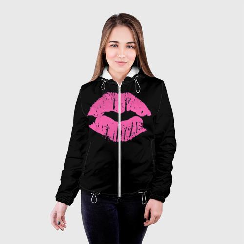 Женская куртка 3D  Фото 03, Чмок