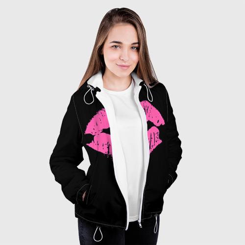 Женская куртка 3D  Фото 04, Чмок