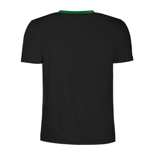 Мужская футболка 3D спортивная Чмок Фото 01
