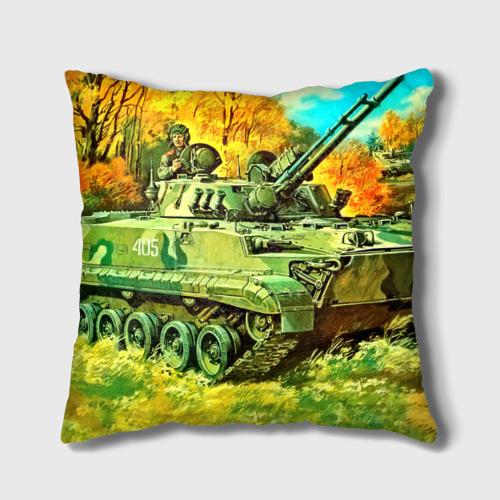 Подушка 3D  Фото 01, Солдат