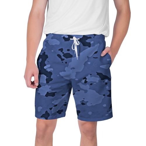 Мужские шорты 3D  Фото 01, Камуфляж ночь!