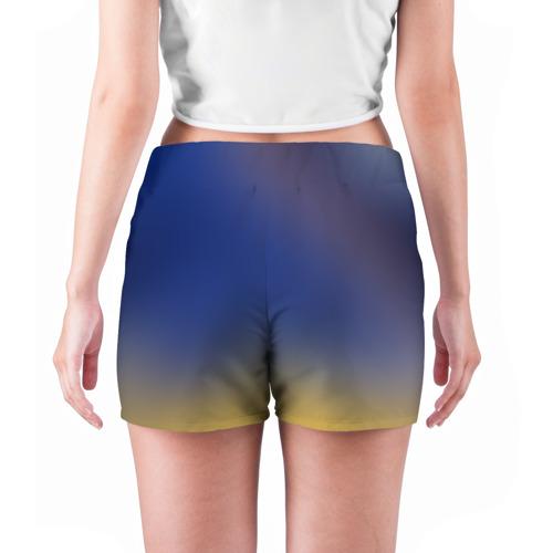 Женские шорты 3D  Фото 04, Мир