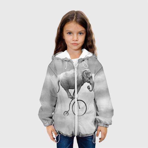 Детская куртка 3D  Фото 04, Hipster Bike