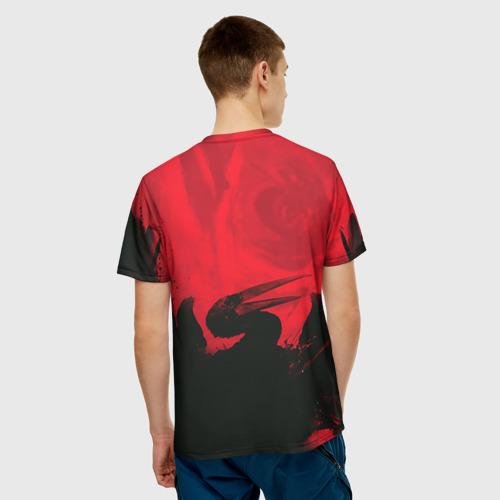 Мужская футболка 3D  Фото 02, ATL 1