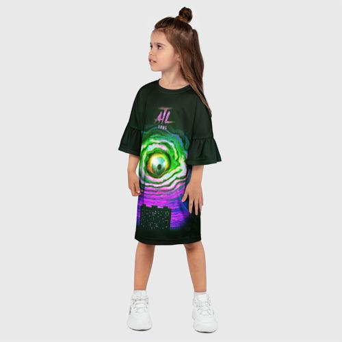 Детское платье 3D  Фото 03, ATL 6