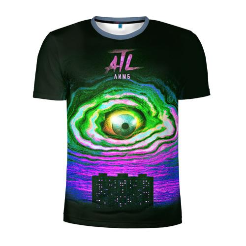 Мужская футболка 3D спортивная ATL 6