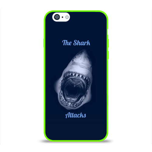 the shark attacks