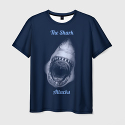 the shark attacks