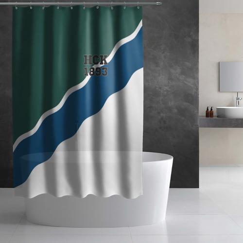 Штора 3D для ванной  Фото 02, Новосибирск