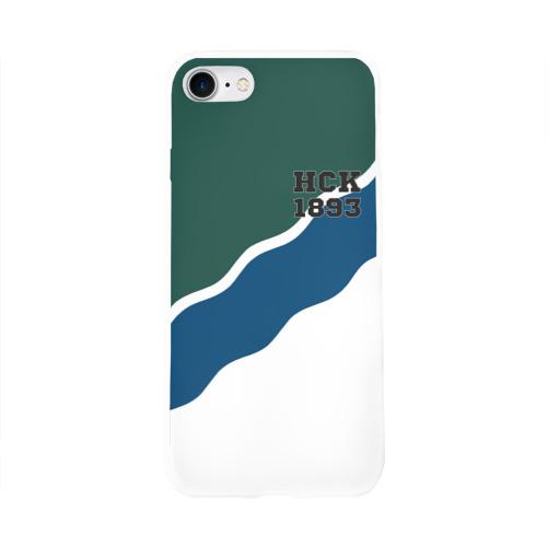 Чехол для Apple iPhone 8 силиконовый глянцевый  Фото 01, Новосибирск