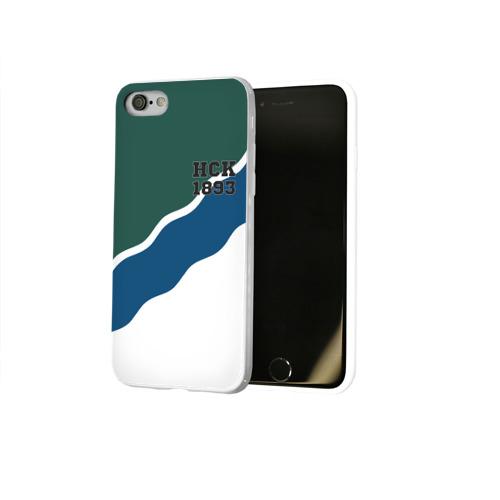 Чехол для Apple iPhone 8 силиконовый глянцевый  Фото 02, Новосибирск