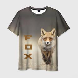 Рыжий лис (fox)