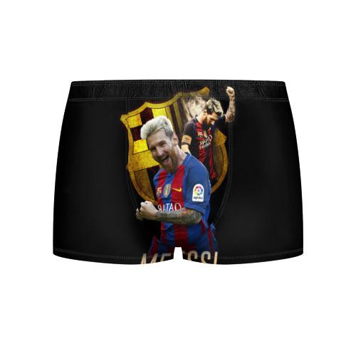 Мужские трусы 3D Messi Фото 01