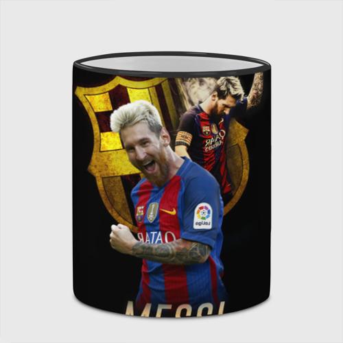 Кружка с полной запечаткой Messi Фото 01