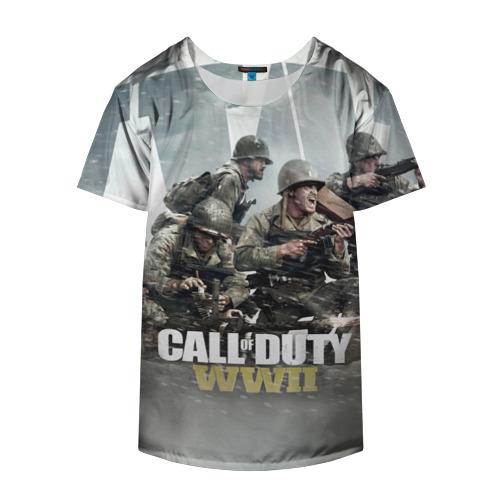 Накидка на куртку 3D  Фото 04, Call of Duty: WWII
