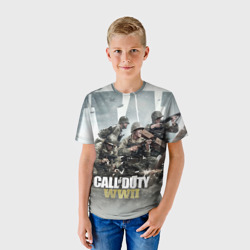 Call of Duty: WWII - интернет магазин Futbolkaa.ru
