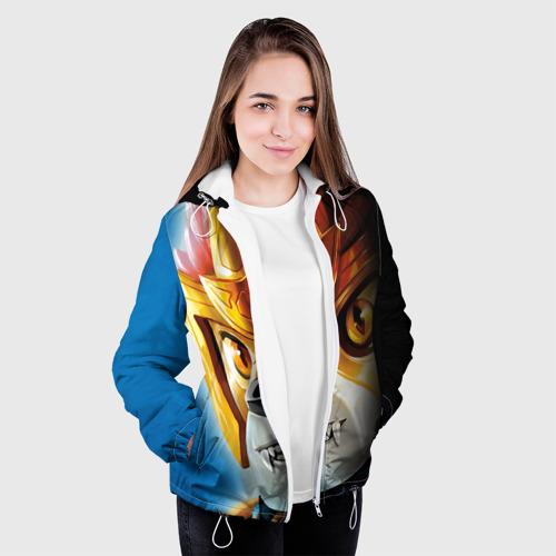 Женская куртка 3D  Фото 04, Лавал
