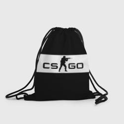 CS GO черно-белый