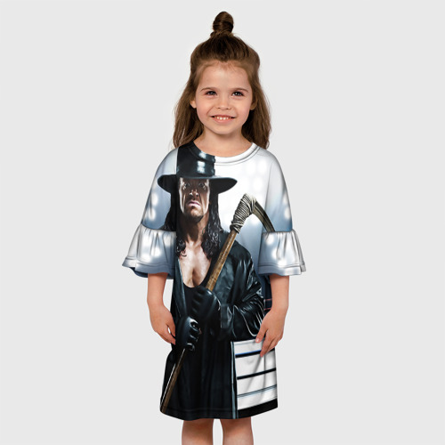 Детское платье 3D  Фото 01, Гробовщик 1
