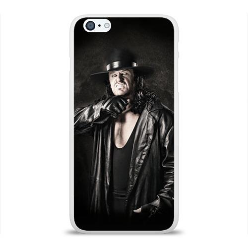 Чехол для Apple iPhone 6Plus/6SPlus силиконовый глянцевый  Фото 01, Гробовщик 2