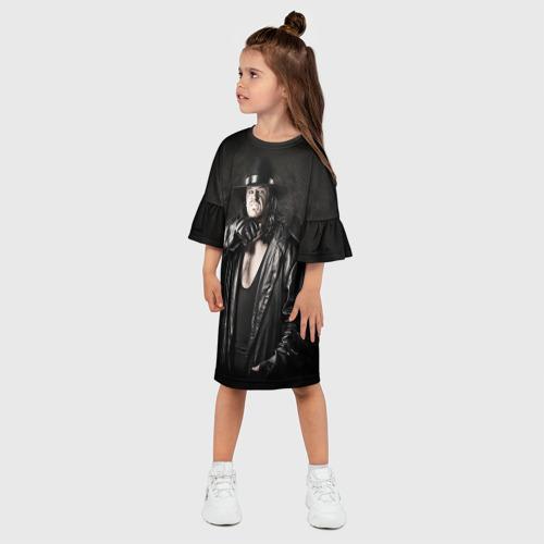 Детское платье 3D  Фото 03, Гробовщик 2