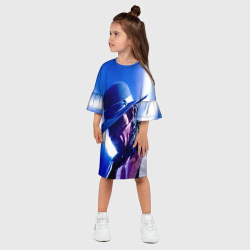 Детское платье 3D  Фото 03, Гробовщик 4