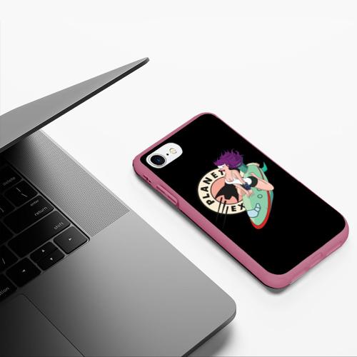 Чехол для iPhone 7/8 матовый Лила Фото 01