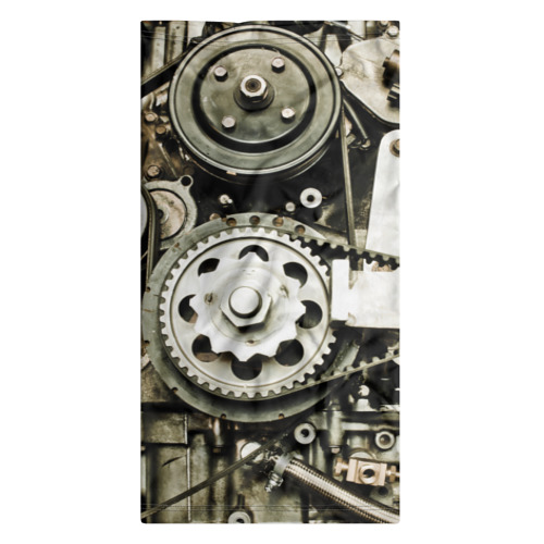 Бандана-труба 3D  Фото 07, Двигатель