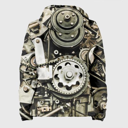 Женская куртка 3D  Фото 02, Двигатель