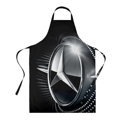 Фартук 3D Mercedes-Benz