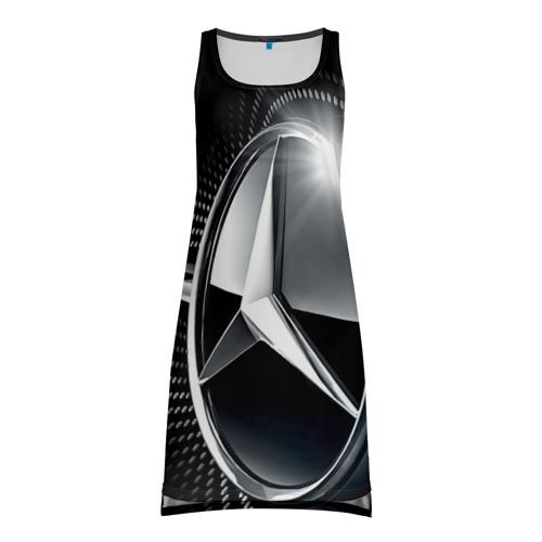 Платье-майка 3D Mercedes-Benz