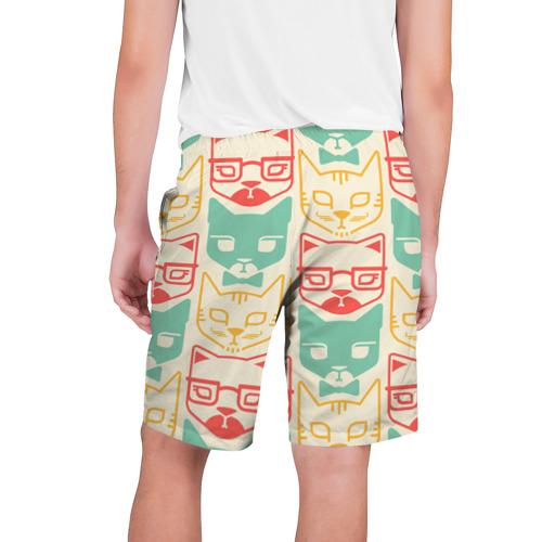 Мужские шорты 3D  Фото 02, Коты