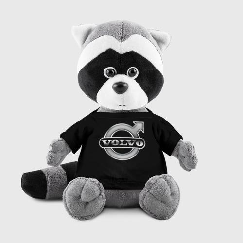 Игрушка Енотик в футболке 3D Volvo Фото 01