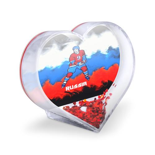 Сувенир Сердце Hockey