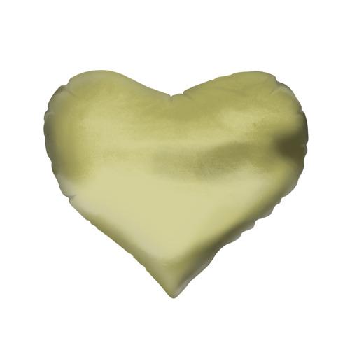 Подушка 3D сердце  Фото 02, Енот