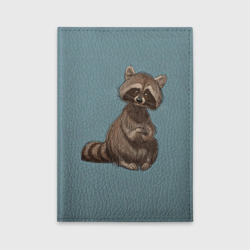 Обложка для автодокументов  Фото 01, Raccoon