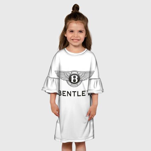 Детское платье 3D  Фото 01, Bentley