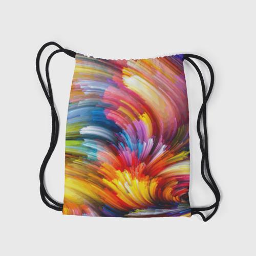 Рюкзак-мешок 3D  Фото 05, Яркие краски