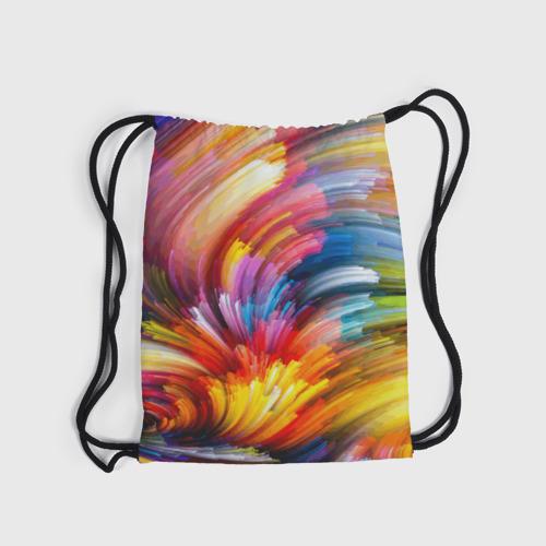 Рюкзак-мешок 3D  Фото 04, Яркие краски