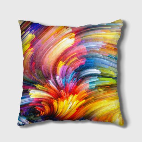 Подушка 3D  Фото 01, Яркие краски