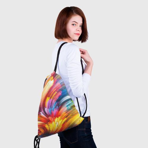 Рюкзак-мешок 3D  Фото 02, Яркие краски